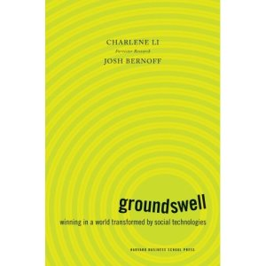 The Groundswell, by Charlene Li and Josh Bernoff