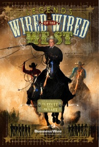 Warren Buffet and the Wired Wired West