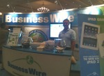 Business Wire at PRSAIcon 2011