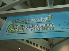 BlogWorld LA 2011