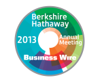 2103 Business Wire/Berkshire Hathaway commemorative pin