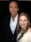 Benjamin Bratt & Pilar Portela