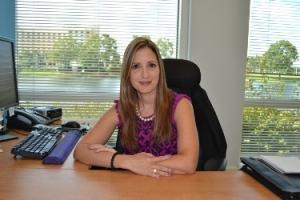Media Relations Supervisor Pilar Portela