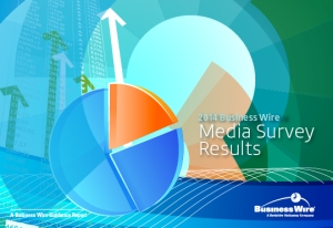Business Wire 2014 Media Survey