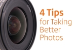 4 tips for taking better photos