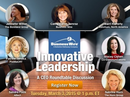 CommPro CEO Leadership Discussion