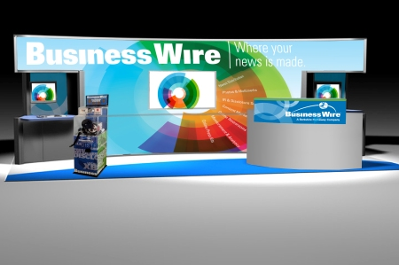 Business Wire Booth