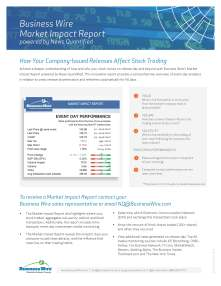 Introducing Business Wire Market Impact Report_Page_1