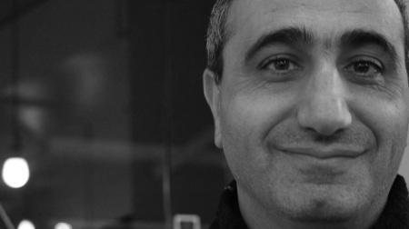 Gegham Vardanyan. Photo by Sona Kocharyan.