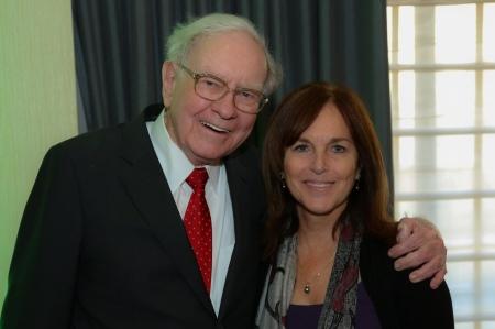 Cathy and Warren 2016